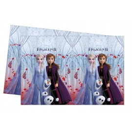 Toalha de Mesa Frozen 2 de Plástico 120X180cm