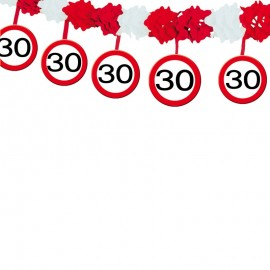 Grinalda Pendente 30 Traffic