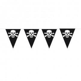 Bandeirolas Pirata 6 metros