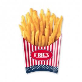 4 Cajas para Patatas Fritas