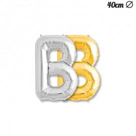 Letra Globo B 40 cm