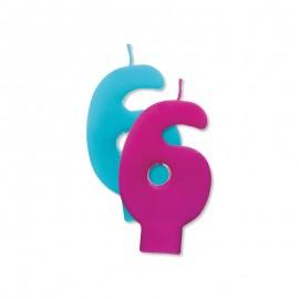 Vela forma nº6