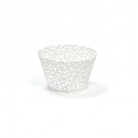 10 Envoltórios para Muffins 5,5 x 8,5 cm