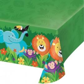 Toalha de Mesa Animais da selva