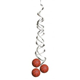 2 Decorações Para Suspender Basket