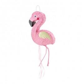 Piñata Flamingo 25x55x8 cm