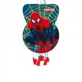Piñata Spider Man Silueta