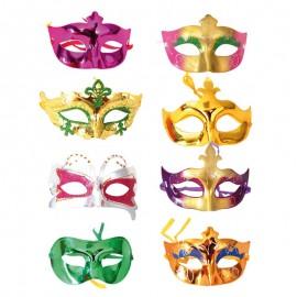 8 Máscaras Veneciana Vários Modelos