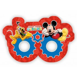 6 Máscaras Playful Mickey