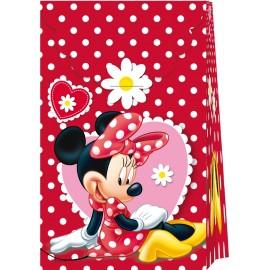 6 Sacos Disney Minnie Mouse