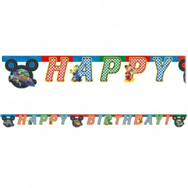 Guirnalda Happy Birthday Mickey Piloto