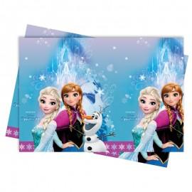 Toalha de Mesa Plástico Frozen Northern Lights 120 x 180 cm