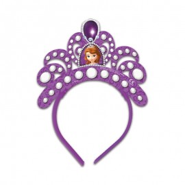 4 Tiaras Princesas Sofia