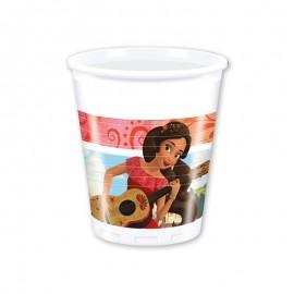 8 Copos Elena de Avalor 200 ml