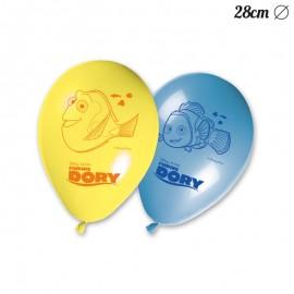 8 Balões À Procura de Dory