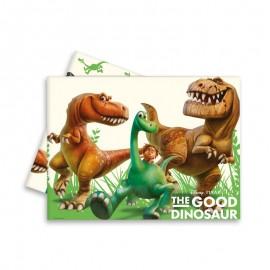 Toalha de Mesa Dinossauros Plástico 120 x 180 cm