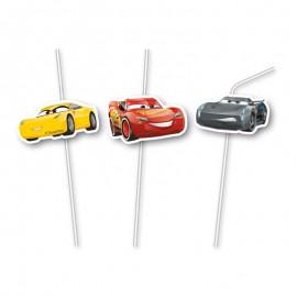 6 Palhinhas Cars 3