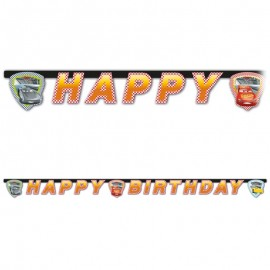 Grinalda Happy Birthday Cars 3