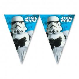 Bandeirola Star Wars 2,3 m