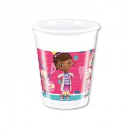 8 Copos Dr Brinquedos 200 ml