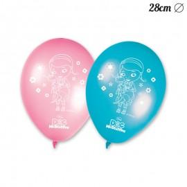 8 Balões de Dr Brinquedos 28 cm