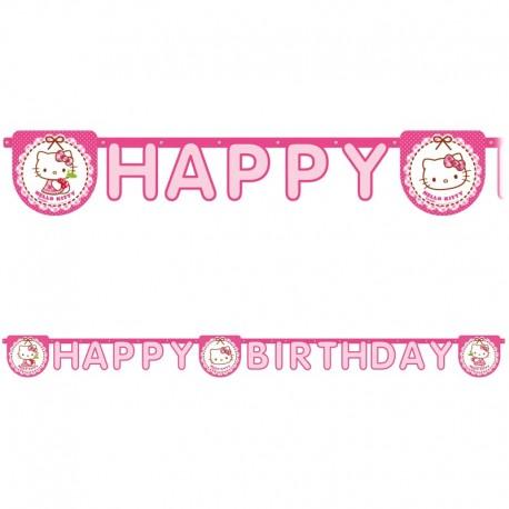 Grinalda Happy Birthday Hello Kitty