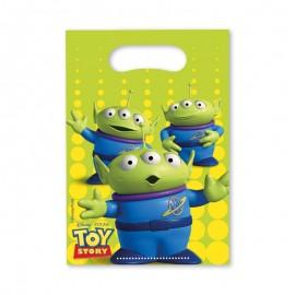 6 Sacos para Gomas Toy Story