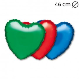 Balão Coração Foil 45 cm