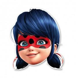 6 Máscaras Ladybug