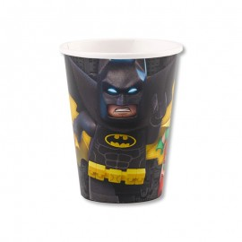 8 Copos Lego Batman 266 ml