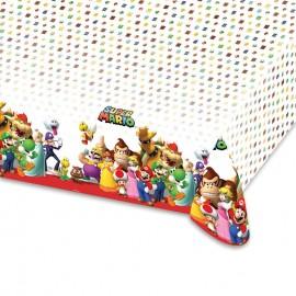 Toalha de Mesa de Plástico Super Mario 120 x 180 cm