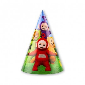 8 Chapéus Teletubbies