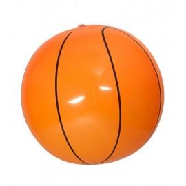Bola de basquete inflável 25 cm