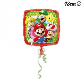 Balão Foil Super Mario 43 cm