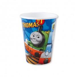8 Copos Thomas e seus Amigos 266 ml