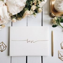 Livro de Assinaturas Love
