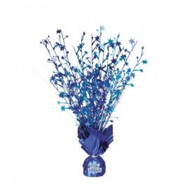 Centro de Mesa Personalizável Azul