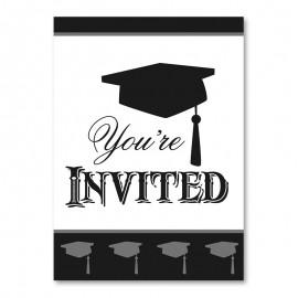 8 Convites de Graduação
