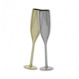 2 Taças para Brindes de Noivos