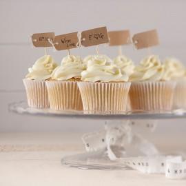 12 Topos para Cupcake de Kraft