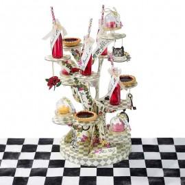 Stand para Cupcakes Forma de Árvore