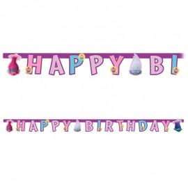 Grinalda Trolls Happy Birthday