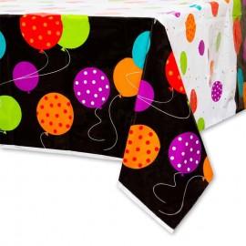 Mantel Happy Birthday Cheer 137,2 x 213,4 cm