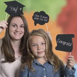 8 Cartazes de Quadros para Graduação