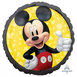 Globo Mickey Mouse Forever Foil