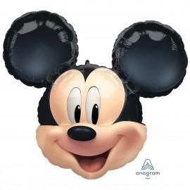 Balão Mickey Mouse Forever Super Shape