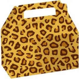 2 Caixas Leopardo 16 cm