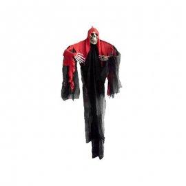 Ángel de la Muerte Capa Roja 205 cm
