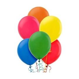 Balões Redondos de Látex 27 cm