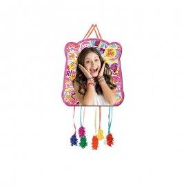 Piñata Soy Luna Viñeta